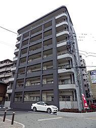 埼玉県狭山市入間川1丁目の賃貸マンションの外観