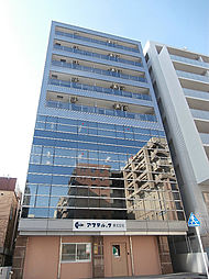 フォーレスト・センタービル[8階]の外観