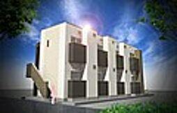 仮)梅林五丁目デザイナーズAP[1階]の外観