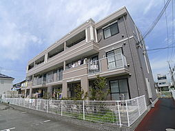 兵庫県加古川市平岡町土山の賃貸アパートの外観