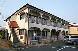 第2吉田コーポ[101号室]の外観