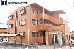愛知県豊橋市飯村北3丁目の賃貸マンションの外観