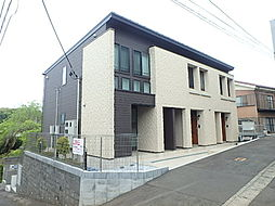 小田急小田原線 柿生駅 徒歩4分の賃貸アパート
