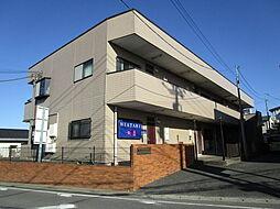 千葉県市川市柏井町4の賃貸マンションの外観