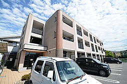 大阪府堺市南区豊田の賃貸マンションの外観