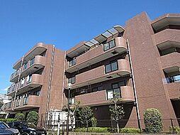 神奈川県川崎市多摩区枡形2丁目の賃貸マンションの外観