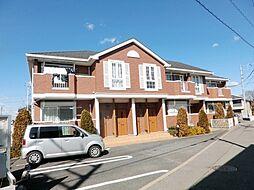 千葉県千葉市緑区誉田町1の賃貸アパートの外観