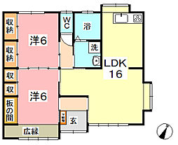 [一戸建] 岡山県倉敷市連島中央3丁目 の賃貸【/】の間取り