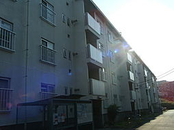 南平台共同住宅1号棟[308号室]の外観