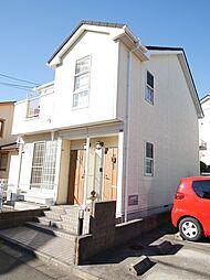 神奈川県綾瀬市早川城山3丁目の賃貸アパートの外観