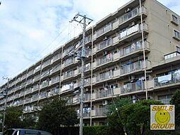 ライオンズマンション浦安[3階]の外観