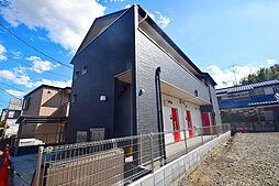 京王線 百草園駅 徒歩5分の賃貸アパート