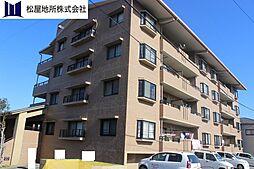 愛知県豊橋市佐藤3丁目の賃貸マンションの外観