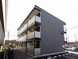 愛知県岡崎市久後崎町字恵藤の賃貸マンションの外観