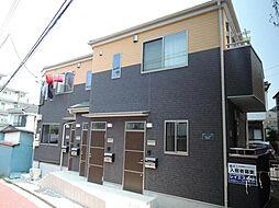 レスペデザ薬円台[1階]の外観