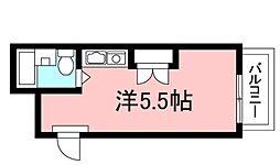 日野駅 2.5万円