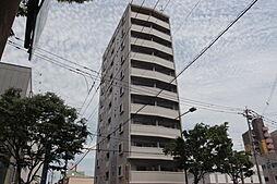 コスモス御笠川[8階]の外観