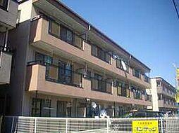 愛知県岩倉市大市場町の賃貸マンションの外観