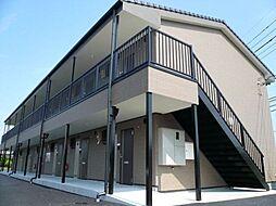 長良川鉄道 加茂野駅 徒歩27分の賃貸アパート
