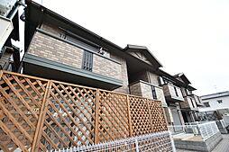 大阪府堺市中区深阪2丁の賃貸アパートの外観