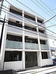 京急本線 大森町駅 徒歩5分の賃貸マンション