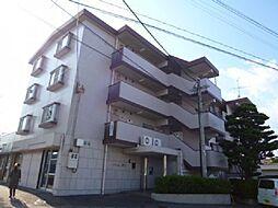 福岡県福岡市早良区有田2丁目の賃貸マンションの外観