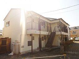 福岡県福岡市早良区原6丁目の賃貸アパートの外観