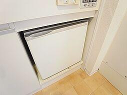 グランディール須磨の冷蔵庫付