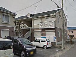 メゾンファミールA・B棟[2階]の外観