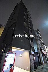 東京都新宿区四谷1丁目の賃貸マンションの外観