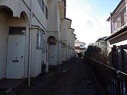 [テラスハウス] 埼玉県所沢市小手指南3丁目 の賃貸【/】の外観