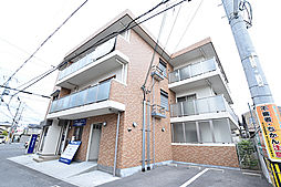 大阪府泉大津市条南町の賃貸マンションの外観