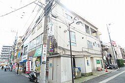 矢島ビル[201号室]の外観