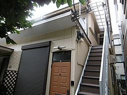 池田荘[202号室]の外観