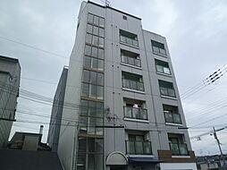 パレユニオン中川[3階]の外観