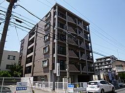 福岡県筑紫郡那珂川町道善2丁目の賃貸マンションの外観