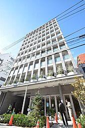 大阪府吹田市広芝町の賃貸マンションの外観