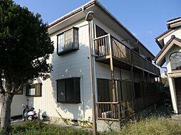 第二煤ヶ谷ハイツ[103号室]の外観