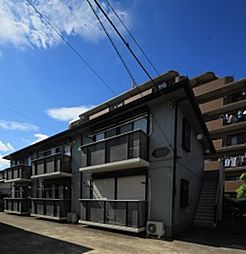 千葉県船橋市習志野台4丁目の賃貸アパートの外観