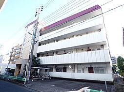 鈴木農園アパートメント[3階]の外観