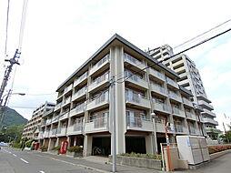 旭ヶ丘クレセントマンション[202号室]の外観