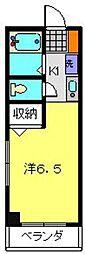 アーバンヒルズ峰岡[305号室]の間取り