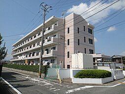 福岡県太宰府市通古賀4の賃貸マンションの外観