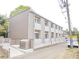 東急田園都市線 宮前平駅 バス14分 蔵敷下車 徒歩9分の賃貸アパート