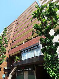 第1エントピアコート麻布[6階]の外観