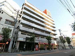 阪神ハイグレードマンション12番館[3階]の外観