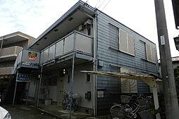 北秋津荘[201号室]の外観
