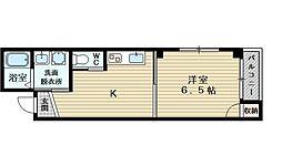Relief 瑞光[2階]の間取り