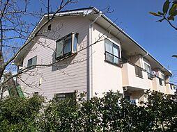 東京都江戸川区鹿骨6丁目の賃貸アパートの外観