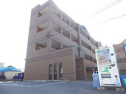滋賀県守山市勝部1丁目の賃貸マンションの外観